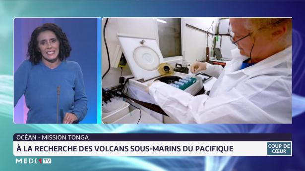 Coup de Coeur-Mission Tonga: à la recherche des volcans sous-marins du pacifique