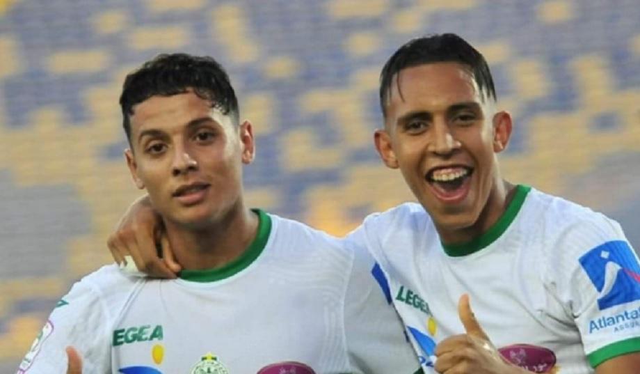 Botola Pro D1: victoire à domicile du Raja Casablanca face au Difaa El Jadida