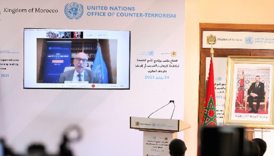 Lutte antiterroriste: le leadership du Maroc salué par l'ONU
