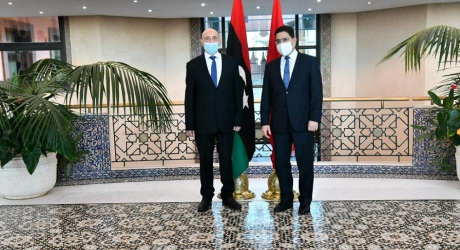 بوريطة: المغرب سيقف دائما إلى جانب المؤسسات الشرعية الليبية