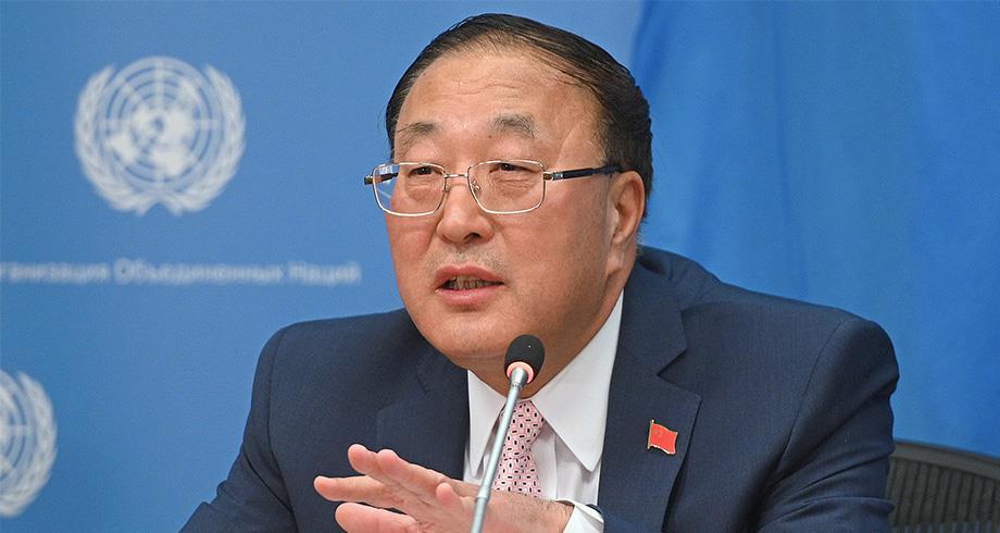 الصين تدعو لوقف الأنشطة الاستيطانية في الأراضي الفلسطينية المحتلة