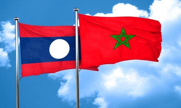 Maroc-Laos: signature d'un accord d'exemption de visa pour les détenteurs des passeports diplomatiques, officiels et de service