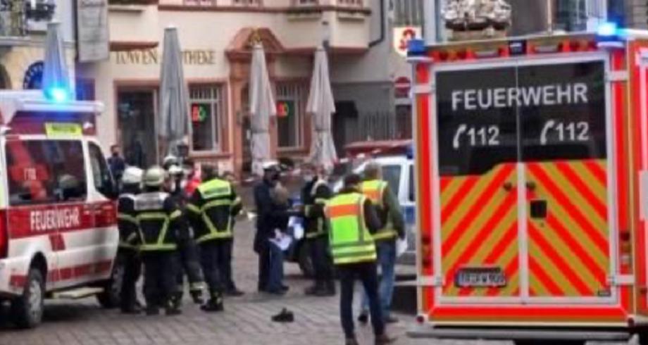 قتلى وجرحى في اعتداء بمدينة فيرتسبورغ الألمانية