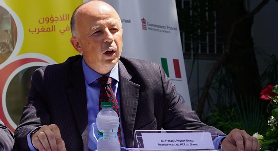 """ممثل المفوضية السامية لشؤون اللاجئين : المغرب أحرز نتائج """"جد ملموسة"""" في مجال إدماج اللاجئين"""