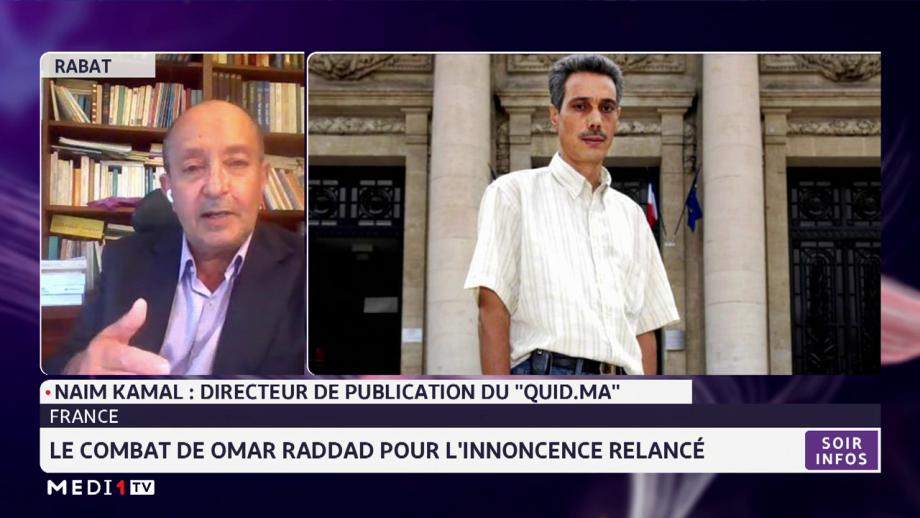 Retour sur les principaux épisodes de l'affaire Omar Raddad, avec Naim Kamal