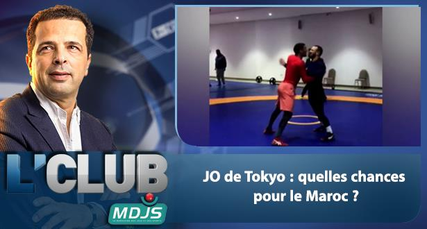 JO de Tokyo : quelles chances pour le Maroc ?