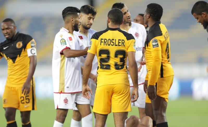 Ligue des champions de la CAF (demi-finale retour): Le WAC tenu en échec (0-0) face à Kaizer Chiefs