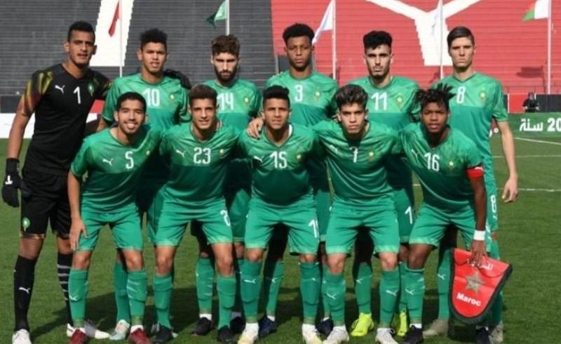 Coupe arabe des nations (U20): Le Maroc domine les EAU (5-0) et passe en quarts de finale