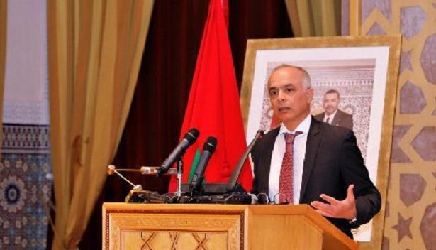 بنموسى:الأقاليم الجنوبية مدعوة إلى أن تصبح قطبا اقتصاديا بين شمال المغرب وأوروبا وبقية القارة الإفريقية