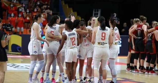 Euro-2021 (Dames): France-Serbie en finale