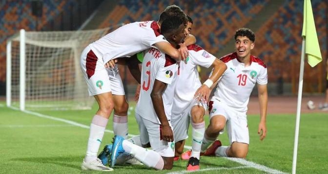 كأس العرب للشبان .. المغربيفوز على الإماراتويتأهل لربع النهاية