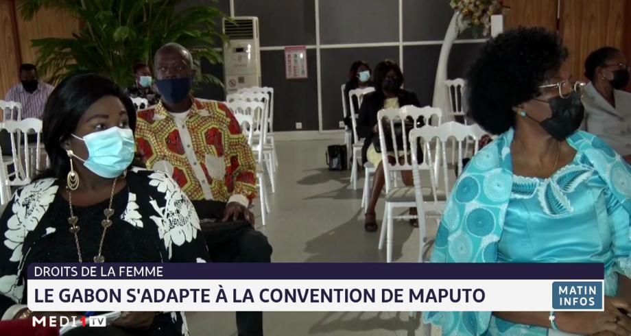 Droits de la femme: le Gabon s'adapte à la convention de Maputo