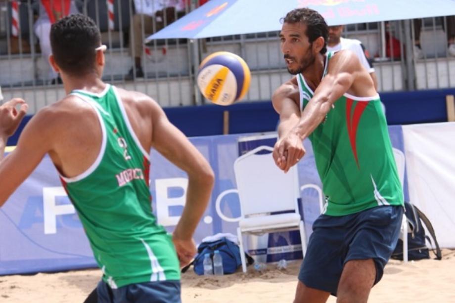 Beach-volley: le Maroc qualifié aux JO de Tokyo 2020