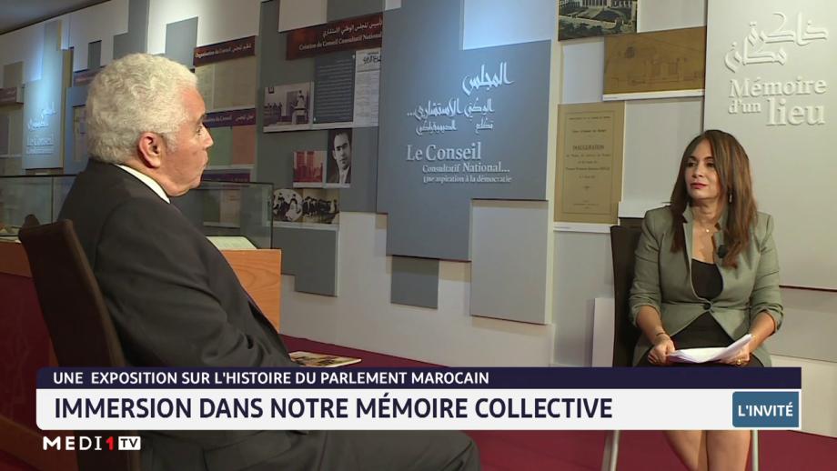 Une exposition sur l'histoire du parlement marocain. Le point avec Jamaa Baida, directeur de l'Institut des archives du Maroc
