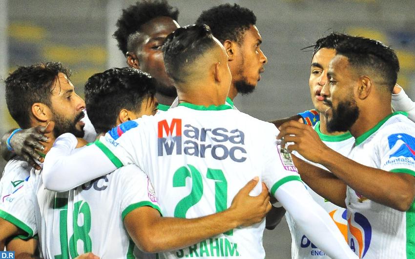 Coupe de la CAF: Le Raja de Casablanca en finale