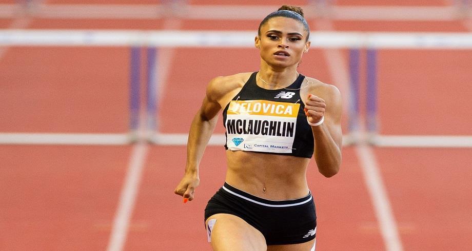 400 m haies dames: record du monde pour l'Américaine Sydney McLaughlin