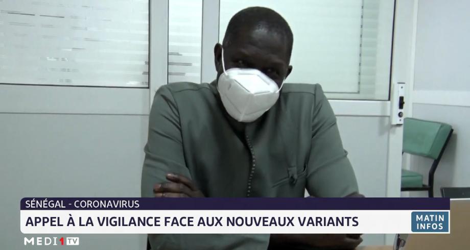 Sénégal: appel à la vigilance face aux nouveau variants