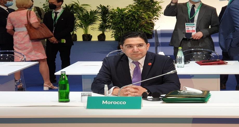 Nasser Bourita: les terroristes en Afrique prêts à coopérer avec le crime organisé et les groupes séparatistes