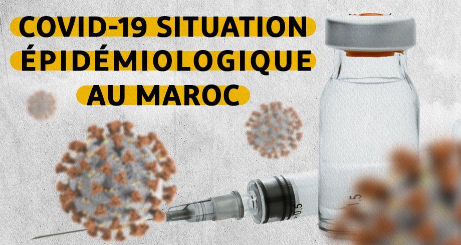 Covid-19: le point sur la situation épidémiologique au Maroc à date du 28 juin 2021