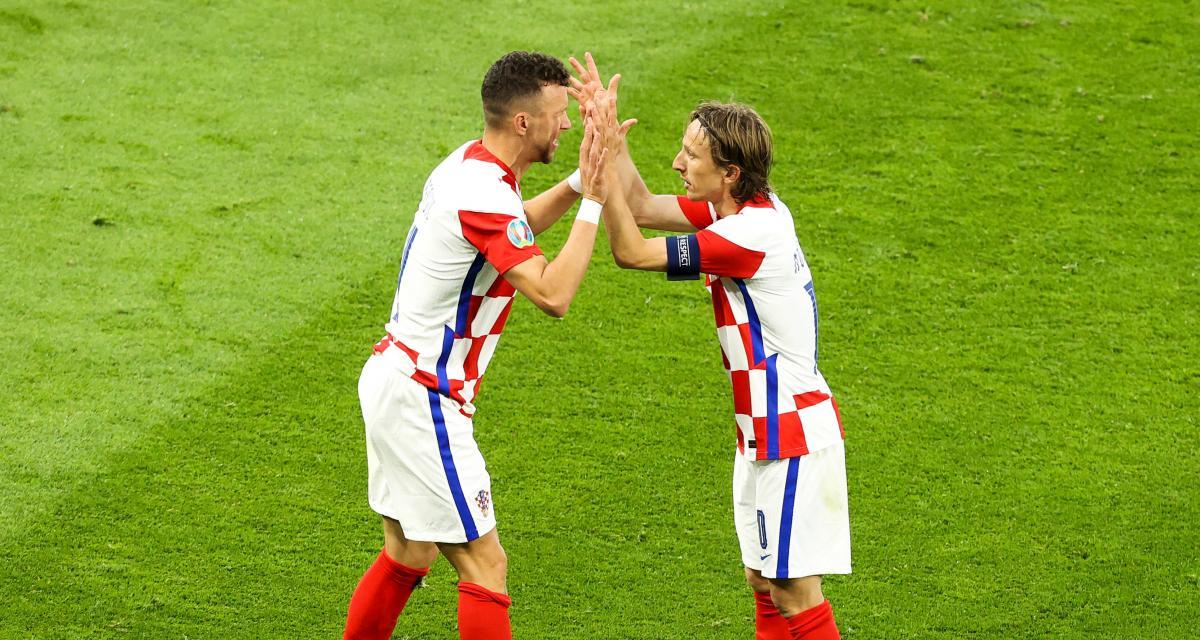 Euro 2020 : l'Espagne dispose de la Croatie (5-3) et part en quarts de finale