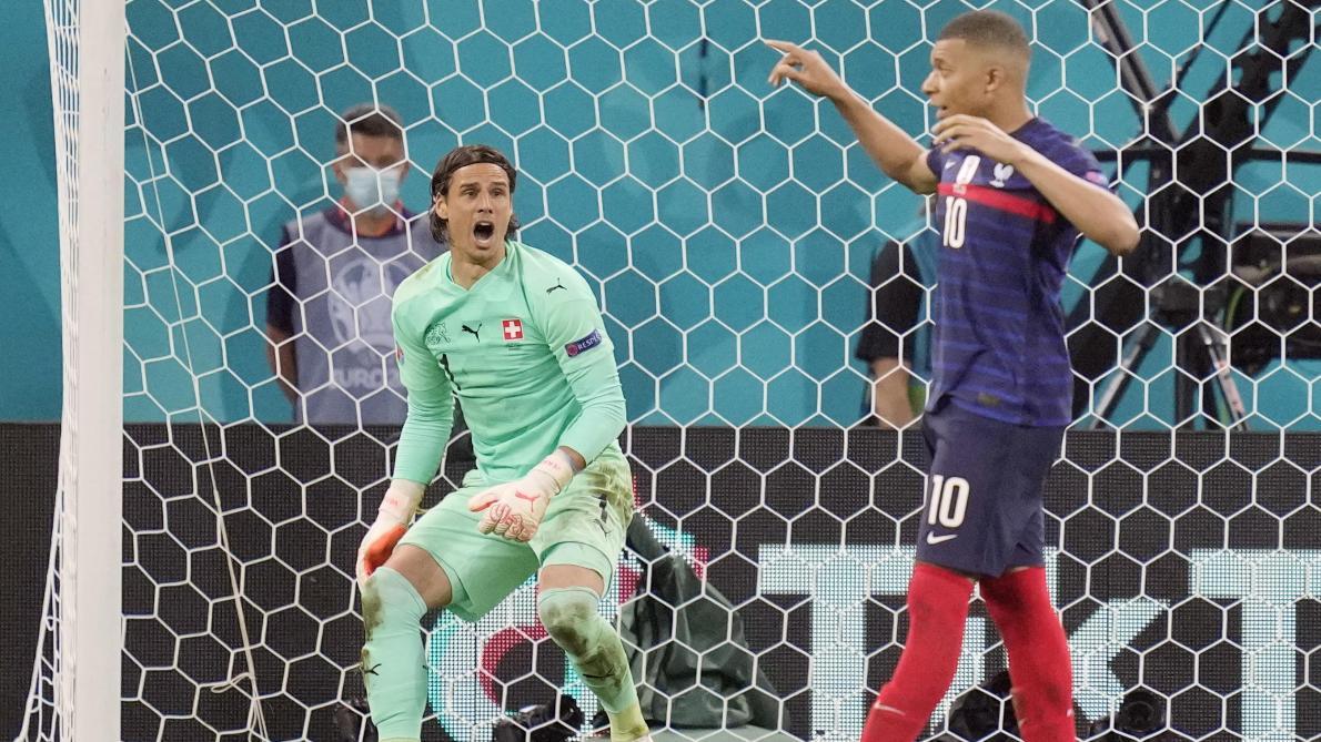 Euro: Plus de 16 millions de téléspectateurs pour le match France-Suisse