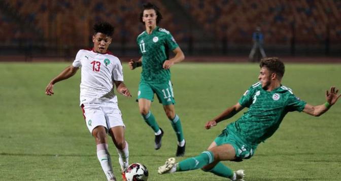 Coupe arabe des nations: défaite du Maroc face à l'Algérie aux tirs au but