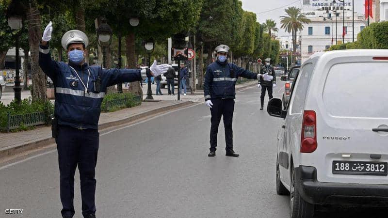 إغلاق جزئي في العاصمة التونسية إثر تسجيل حصيلة وفيات قياسية