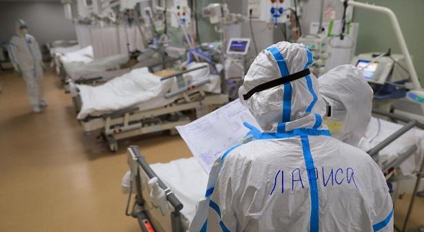 لليوم الثاني على التوالي ..روسيا تسجل حصيلة وفيات يومية قياسية جراء كوفيد