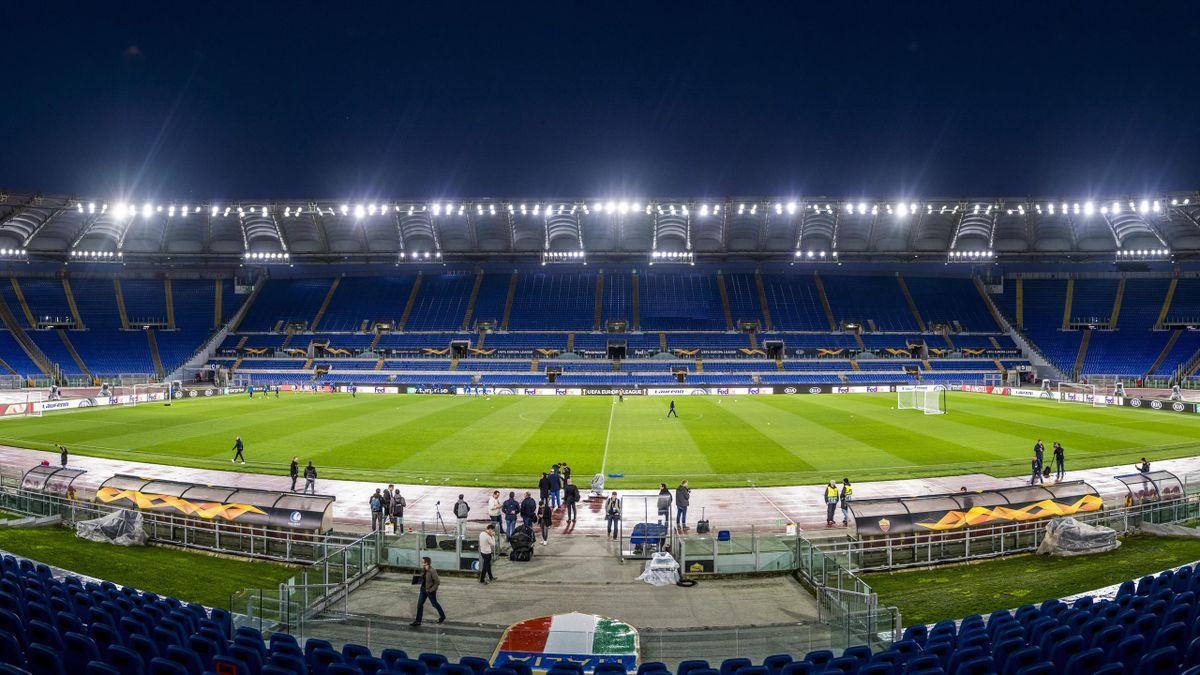 Euro: la fédération anglaise renonce à 2500 places pour le quart à Rome