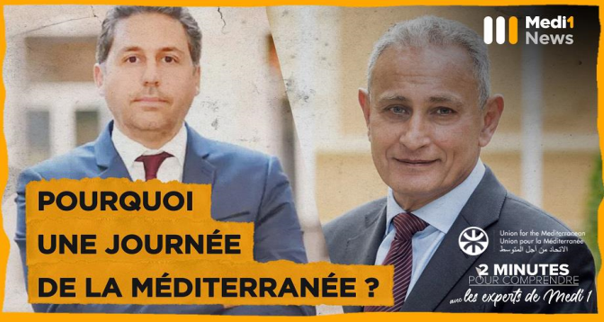 Medi1 lance une série numérique pour sensibiliser aux enjeux de la Méditerranée en partenariat avec l'UpM