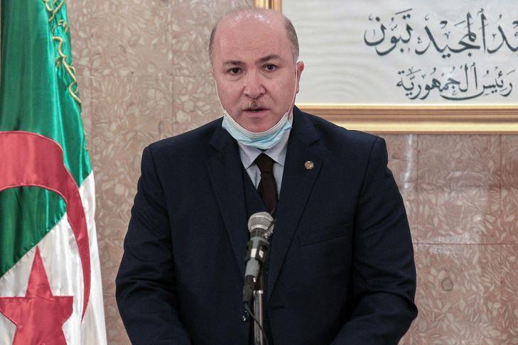 Législatives algériennes: Nomination d'un nouveau Premier ministre