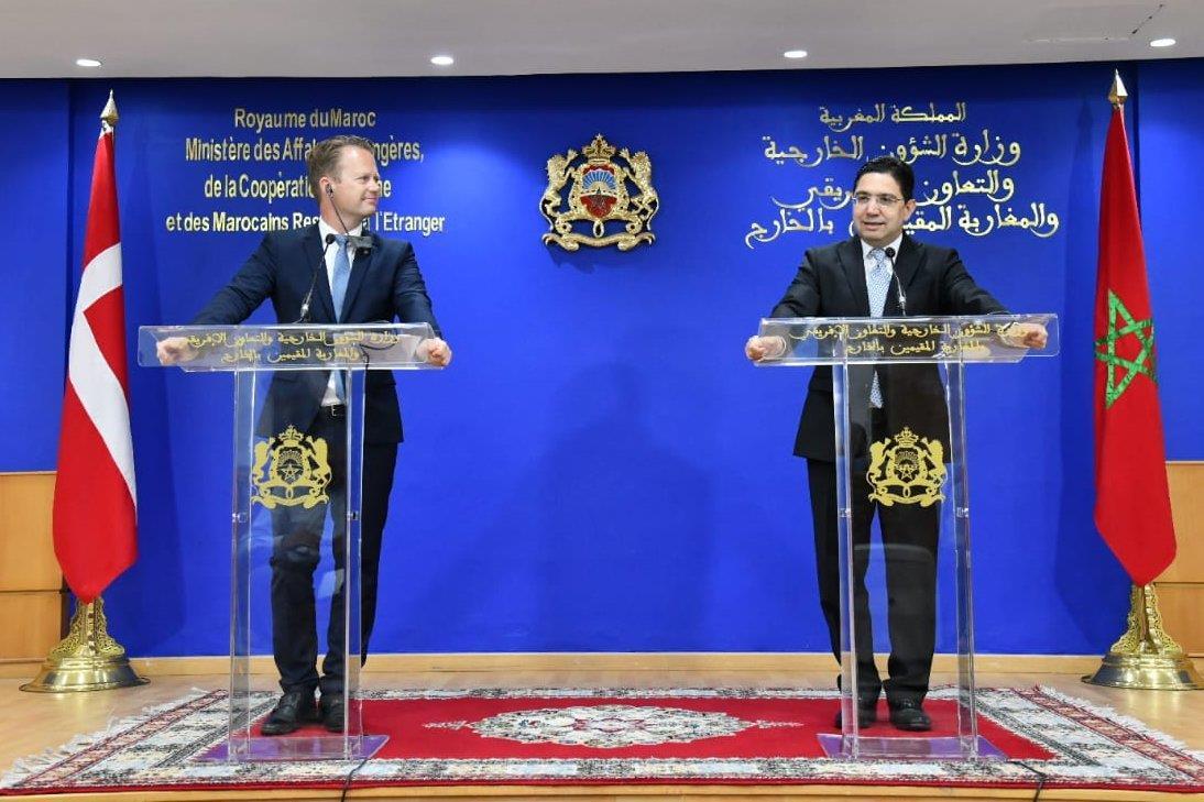 بوريطة يشيد بدور الدنمارك في تعزيز العلاقات بين المغرب والاتحاد الأوروبي