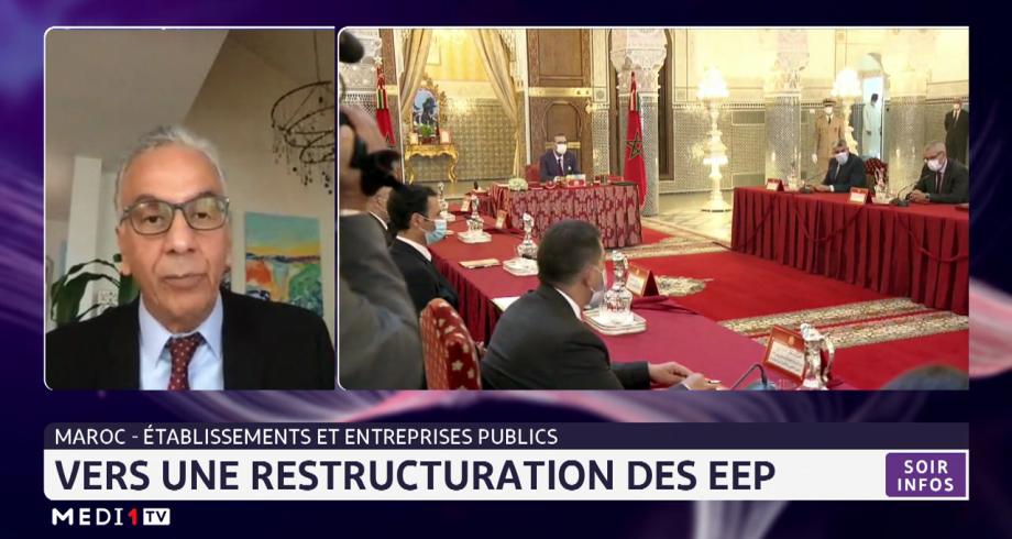 Établissements et entreprises publics au Maroc: vers une restructuration des EEP