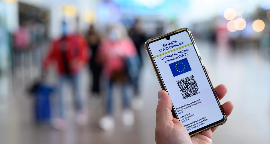 Le pass sanitaire de rigueur en Europe à partir de ce 1er juillet