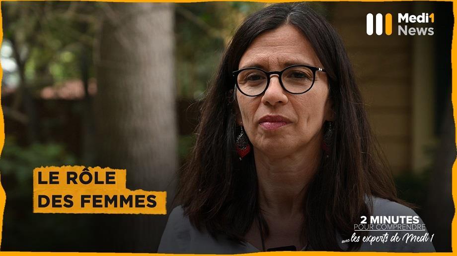 """""""Le rôle des Femmes"""" par Anna Dorangricchia, experte en égalité des genres à l'UpM"""