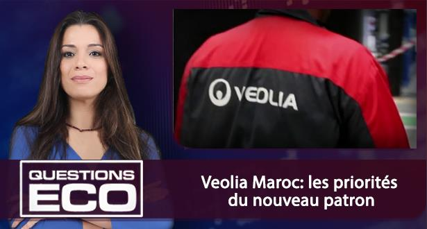 Veolia Maroc: les priorités du nouveau patron