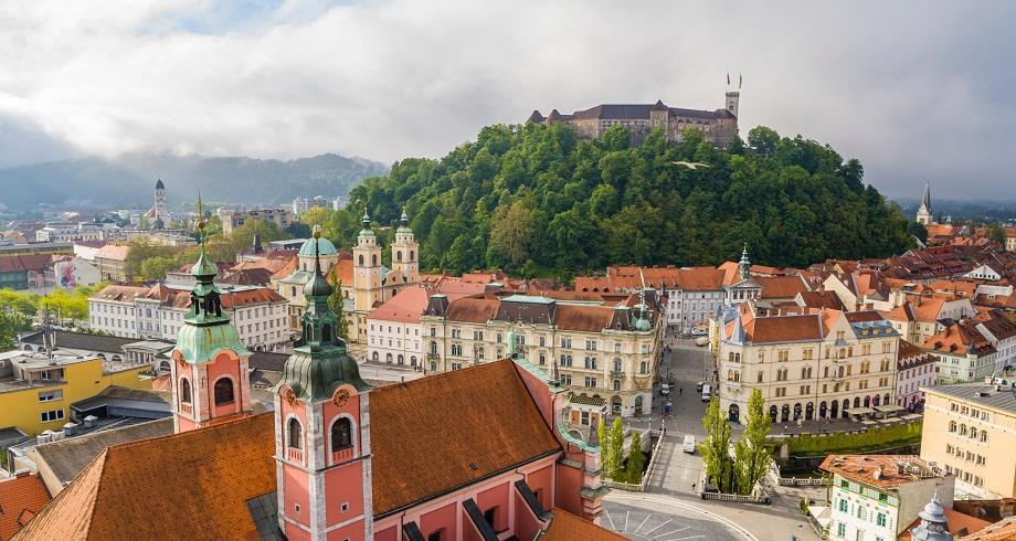 La Slovénie aux commandes de l'UE pour six mois
