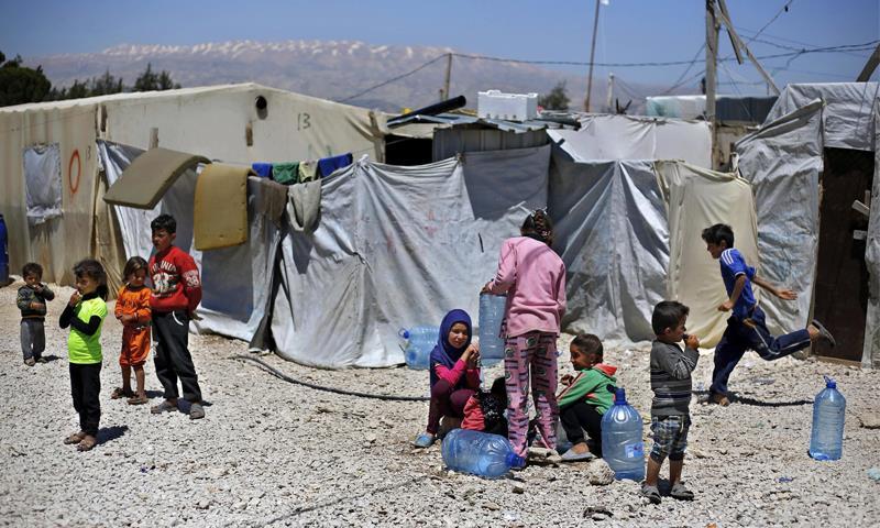 اليونيسيف : أكثر من 30 في المائة من الأطفال في لبنان لا يتلقون الرعاية الصحية الأولية