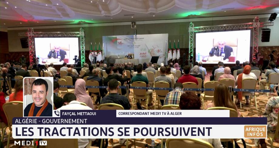 Les tractations se poursuivent en Algérie. Décryptage Fayçal Mettaoui
