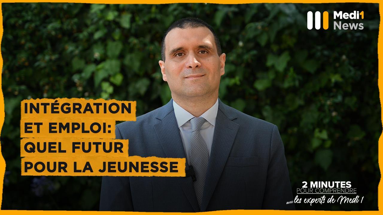 """""""Quel futur pour la jeunesse en Méditerranée"""" par Abdelkader El Khissassi, expert Senior à la Jeunesse à l'UpM"""