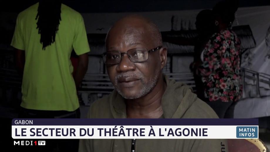 Gabon: le secteur du théâtre à l'agonie