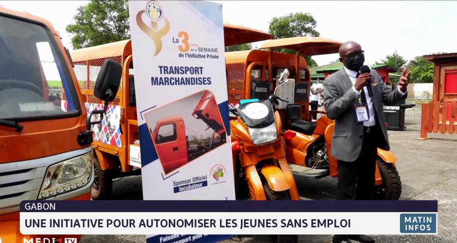 Gabon: une initiative pour autonomiser les jeunes sans emploi