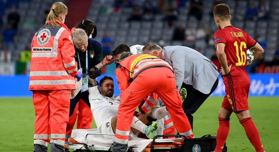 إصابة سبيناتسولا تبعده عن الملاعب لعدة أشهر