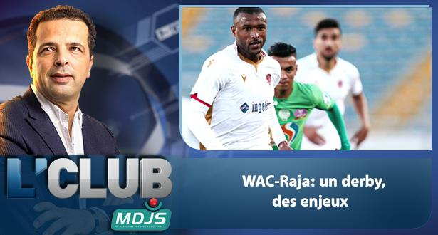 WAC-Raja: un derby, des enjeux