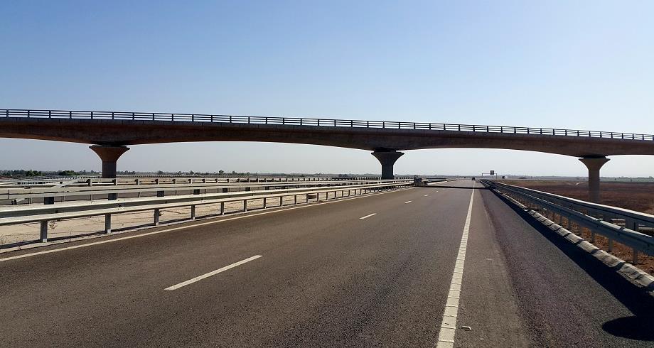 """إطلاق مشروع بناء الطريق السيار """"تيط مليل – برشيد"""""""
