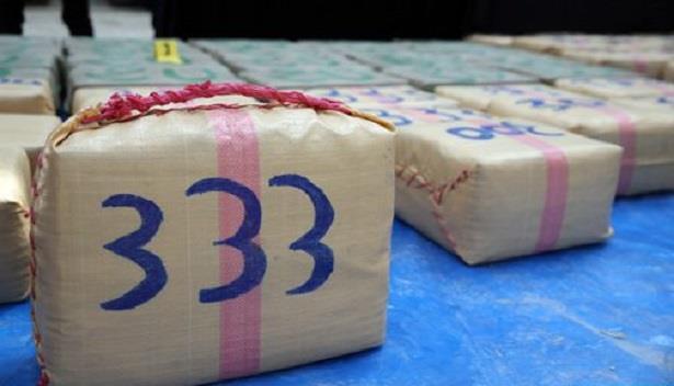 الناظور .. حجز ثلاثة أطنان من مخدر الشيرا وتوقيف سبعة أشخاص