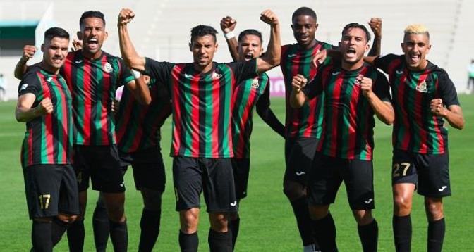 كأس العرش .. الجيش الملكي يبلغ المباراة النهائية على حساب رجاء بني ملال