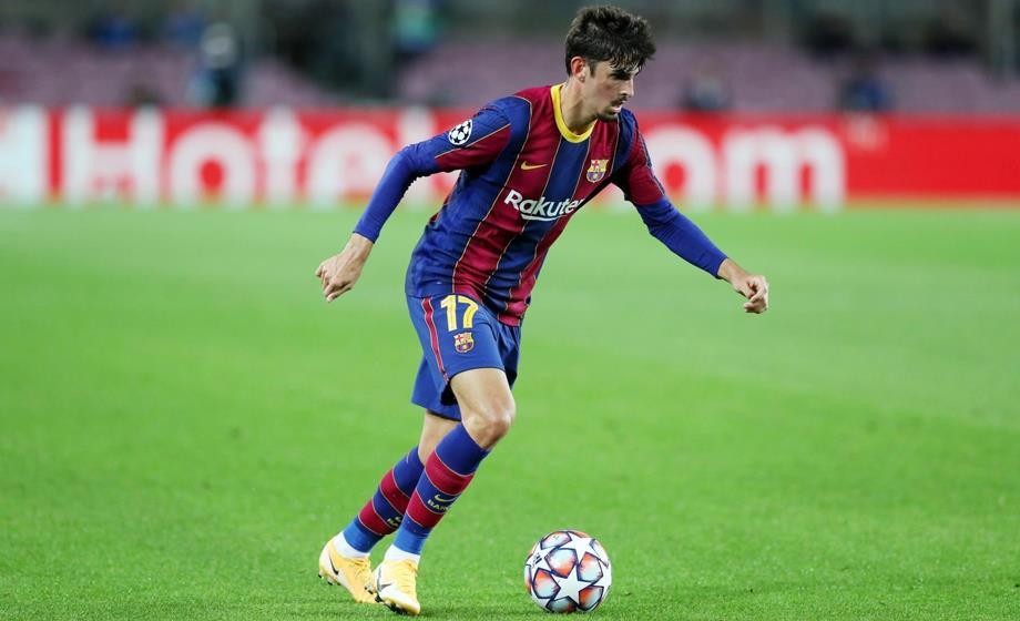Le FC Barcelone prête Trincao à Wolverhampton