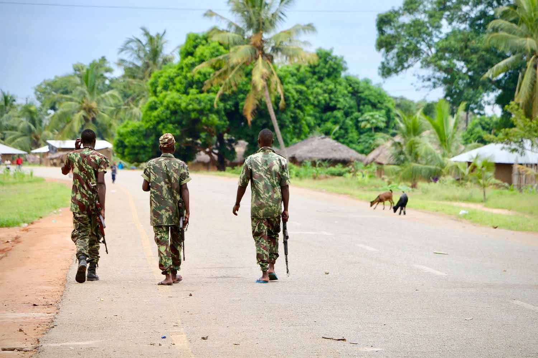 تصاعد الإرهاب بشمال الموزمبيق