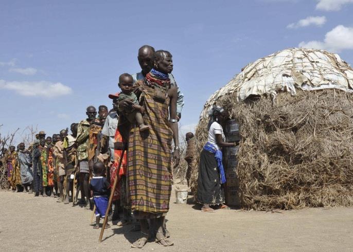 القضاء على الجوع بحلول 2030 يزداد صعوبة بسبب الوباء